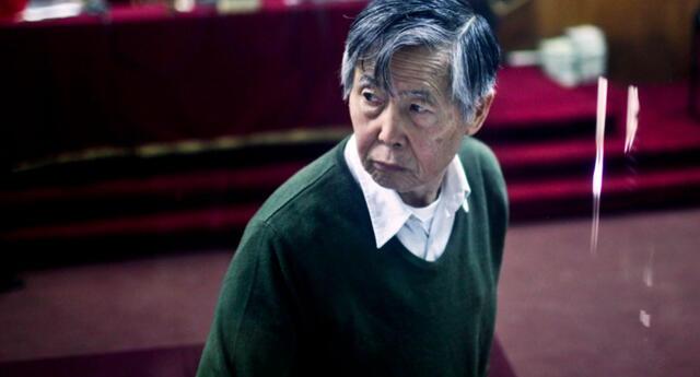 Alberto Fujimori cumple una sentencia de 25 años de prisión por corrupción y violación contra los derechos humanos.