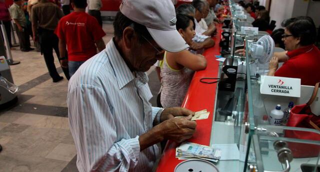El programa Pensión 65 se pagará en el mes de agosto.