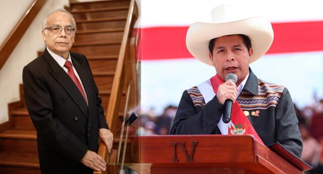 Aníbal Torres, aseguró que Vladimir Cerrón no tiene nada que ver con el Gobierno de Pedro Castillo.