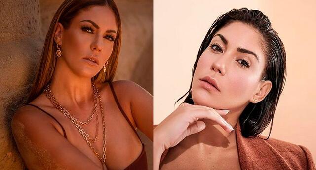 Tilsa Lozano le envió una indirecta a su pareja y dijo que se hacía de la vista gorda.