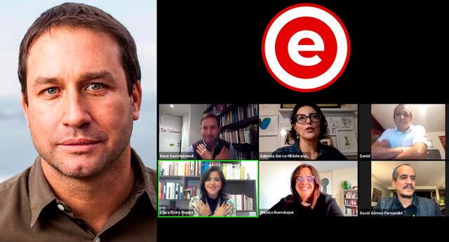 René Gastelumendi anunció que el programa contará con entrevistas y reportajes. Además recibirán denuncias e historias de los ciudadanos
