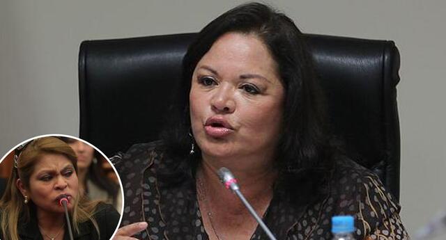 Rosario Sasieta jura que demandará a usuaria de Twitter.