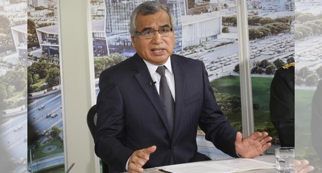 El general PNP, Carlos León, se pronunció sobre las polémicas capacitaciones a los ronderos.