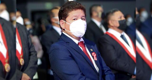 Guido Bellido acudirá al Congreso este 23 de agosto.
