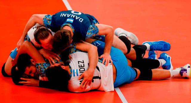 Argentina apeló al corazón y no falló: remontó a Brasil y le arrebató el bronce.