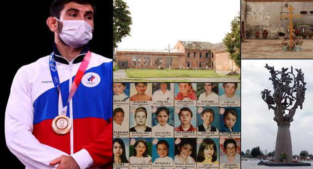 El   medallista ruso Artur Naifónov y su recuerdo de su secuestro