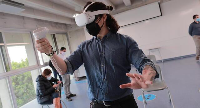 La educación a distancia ya es realidad gracias a nueva tecnología.