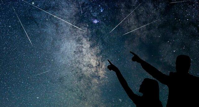 Cómo y cuándo ver la lluvia de estrellas de las perseidas.