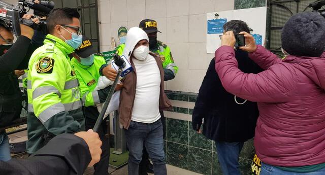 Pedro Rosario, alcalde del Rímac, agredió verbalmente a policías