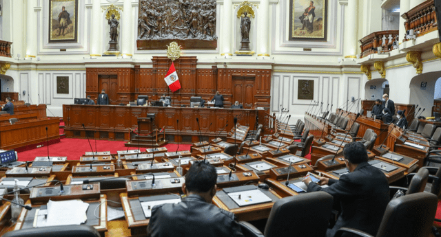 Pleno del Congreso aceptó el texto sustitutorio de Patricia Chirinos.