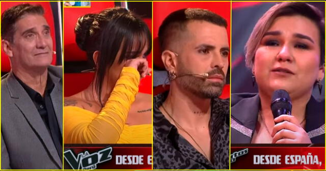 La cantante Marcela Navarro protagoniza emotivo momento, luego de comunicarse con su hermana mayor que se encuentra en España.