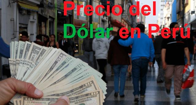Conoce aquí el precio de la moneda estadounidense en el mercado paralelo y las entidades bancarias.