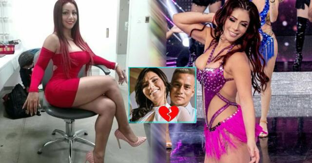 Deysi Araujo le manda chiquita a Milena Zárate tras fin de relación con Augusto Barrera.