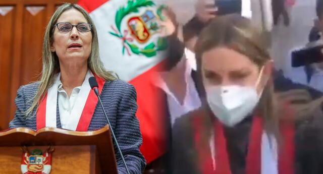 Presidenta del Congreso, María del Carmen Alva, estuvo en Arequipa.