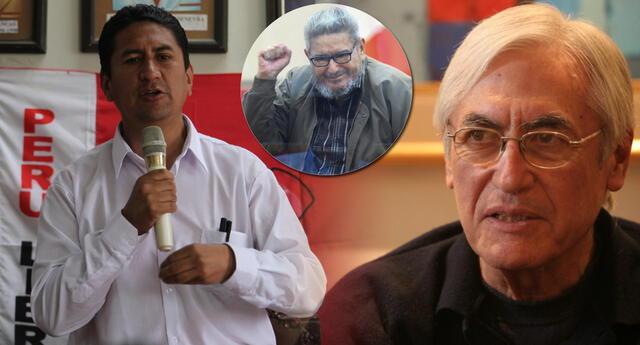 Fundador de Perú Libre dijo discrepar de Héctor Béjar sobre liberar a Abimael Guzmán.