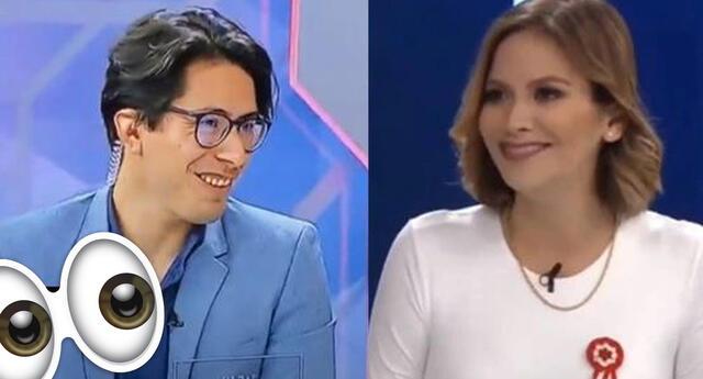 Sebastián Salazar piropea a Tatiana Alemán en Instagram.