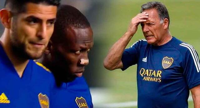 Boca Juniors quedó eliminado de la Copa Libertadores y le costó el puesto a Russo.