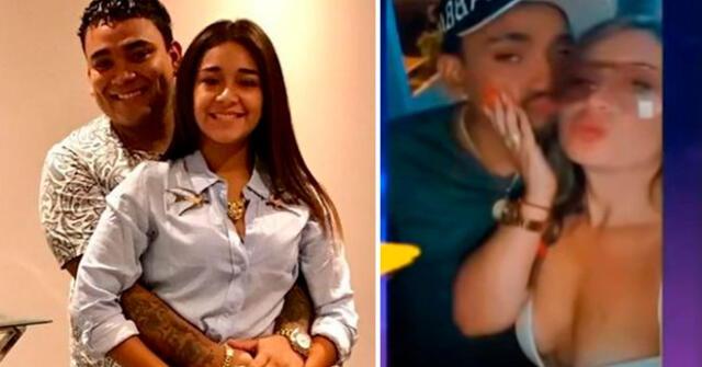 Josimar fue ampayado recientemente con una jovencita en EE.UU.