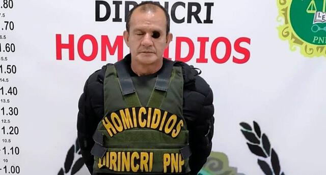 Dictan prisión contra el ex policía Francisco Ramos Vásquez  que asesinó a su esposa en Puente Piedra