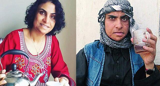 Hoy Nadia tiene 36 años de los cuales 15 los pasó en Barcelona. Desde fuera lucha por contar la realidad que vive Afganistán.