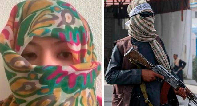 Durante su régimen de terror entre 1996 a 2001, los talibanes prohibieron la educación y el trabajo para mujeres y niñas. Foto: captura / EFE