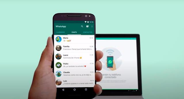 WhatsApp Web o WhatsApp Desktop: conoce cuál es la mejor opción para descargar, aplicaciones, apps, Smartphone, Celulares, Truco, viral, Emojipedia, redes sociales