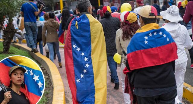 Venezolanos en Perú pagarán multa de S/ 44 diarios tras vencimiento de residencia