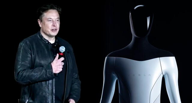 Elon Musk dijo que este robot está destinado para