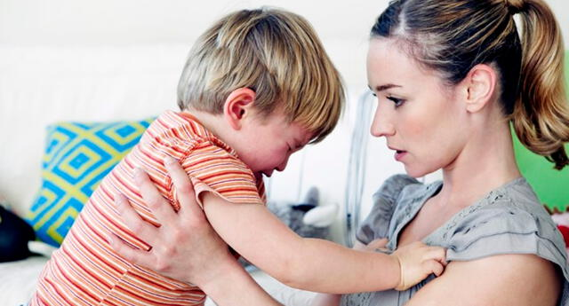 ¡Atención padres de familia! En la nota encontrarás las recomendaciones para actuar ante un berrinche de tu hijo o hija.