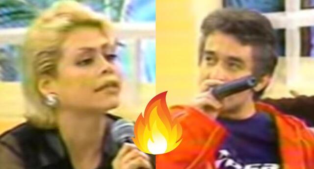 Gisela Valcárcel tuvo un intercambio de palabras con Jorge González, líder de Los Prisioneros, al no querer tocar EN VIVO, y terminó botándolos de su show.