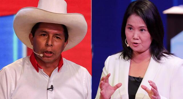 Pedro Castillo ganó con 50.19% de votos a favor a diferencia de Keiko Fujimori que obtuvo 49.875 %.