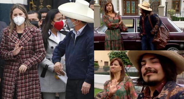 Gesto de María del Carmen Alva con Pedro Castillo sigue dando la hora en las redes sociales.