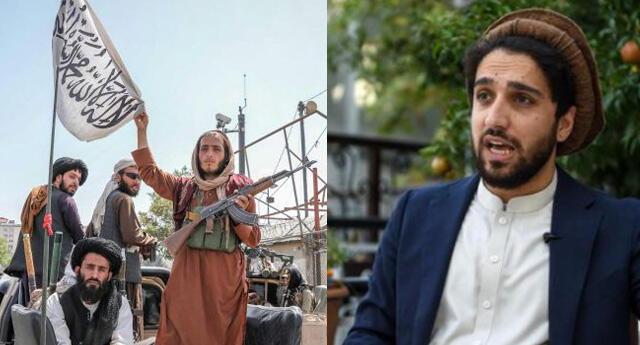 Massoud es hijo del fallecido comandante Ahmad Shá Masud, quien luchó contra el régimen talibán a finales de los años 90.