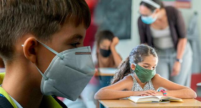 La cifra es de preocupación de autoridades sanitarias debido al retorno a clases, la variante Delta y el próximo invierno.