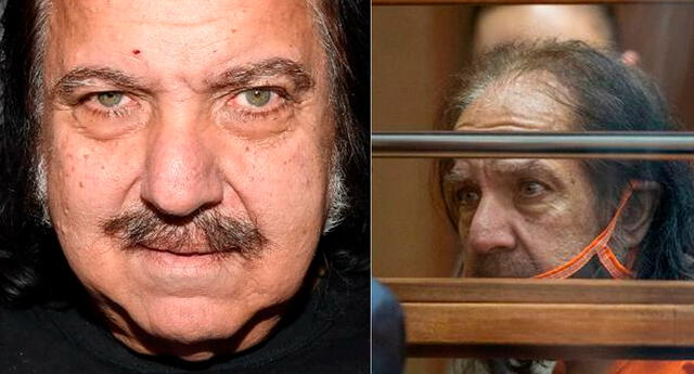 Ron Jeremy permanece en la Instalación Correccional de las Torres Gemelas en Los Ángeles con una fianza de 6.6 millones de dólares.