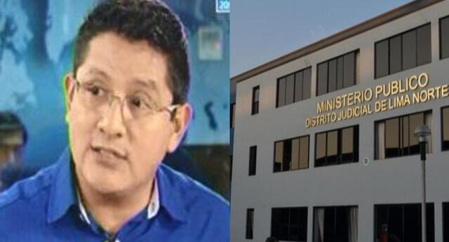 Condenan a siete años de cárcel al ex alcalde de Los Olivos Pedro Moisés del Rosario Ramírez por corrupción