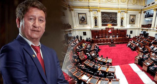 Premier Guido Bellido acudirá HOY al Congreso en busca del voto de confianza
