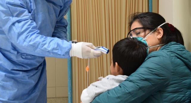 Minsa: recomendaciones para prevenir la COVID-19 en niños durante tercera ola