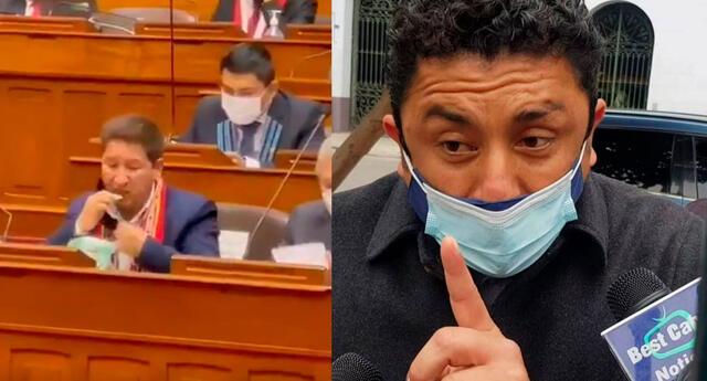 Guillermo Bermejo se pronuncia por la hoja de coca