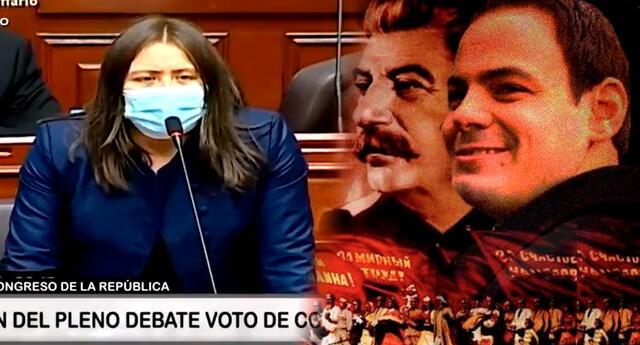 Noelia Herrera se hizo viral en Twitter.