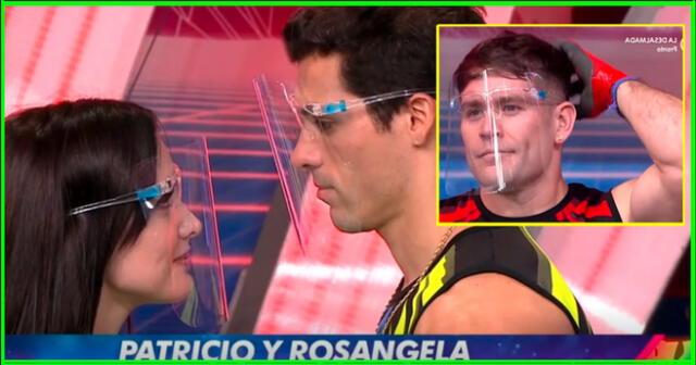 Pancho Rodriguez habla sobre el 'casi beso' de Patricio Parodi y Rosangela Espinoza.