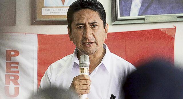 Fiscalía allana locales del Partido Perú Libre por caso 'Dinámicos del Centro'. Foto: Difusión/Referencial