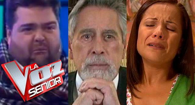 Los emotivos memes de La Voz Senior se volvieron virales en redes sociales.
