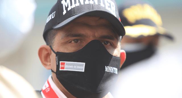 Juan Carraco se pronunció por el allanamiento a locales de Perú Libre