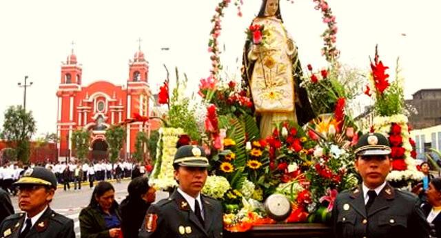 Este 2021 se cumplen 401 años del fallecimiento de Santa Rosa de Lima.