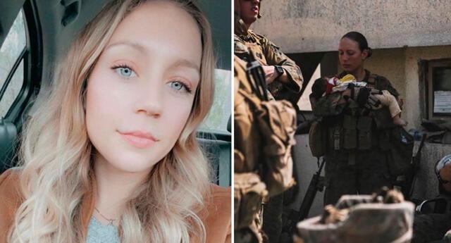 Nicole Gee era una técnica de mantenimiento de 23 años en California, y que recientemente había sido ascendida a sargento.