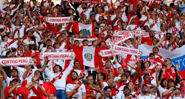 La selección peruana tendrá el apoyo de la hinchada ante Uruguay y Venezuela.