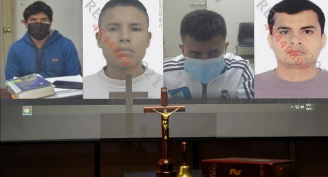 El Poder Judicial de Lima Norte dictó cuatro condenas a sujetos acusados de violación sexual a menores de edad