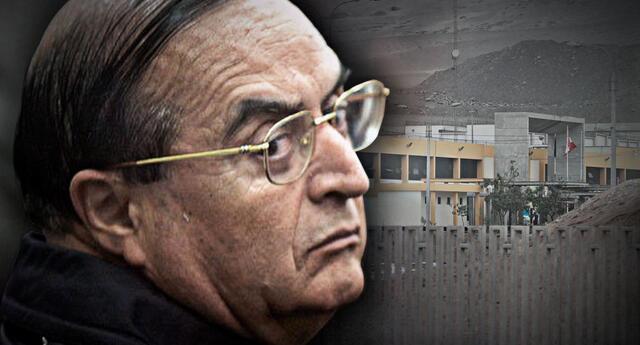 Vladimiro Montesinos permanecerá en el penal Ancón II 'hasta el final de su condena', señaló el presidente Pedro Castillo.