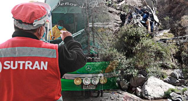 La cifra de víctimas mortales tras el accidente en la Carretera Central se elevó a 33.
